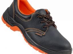 Туфли рабочие с мет. подноском