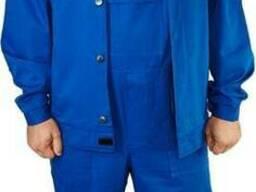 Полукомбенизон с курткой Евро саржжа