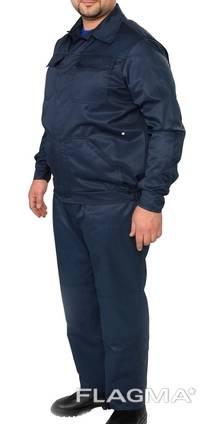 Полукомбинезон с курткой цвет синий грета