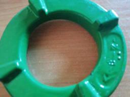 Полумуфта H128265 шнека очистки (трещетка), JD9500