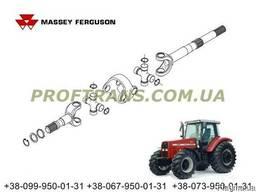 Полуось Massey Ferguson MF 8210, MF 8250 крестовина полуоси