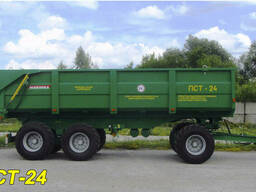 Полуприцеп тракторный ПСТ-24 (24 т) Бобруйскагромаш. ..