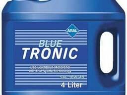 Полусинтетическое моторное масло Aral BlueTronic 10W-40, 4л