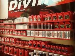 Полусинтетическое моторное масло Divinol Extra 10W-40