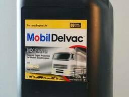 Полусинтетическое моторное масло Mobil Delvac MX Extra 10w40
