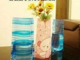 """""""Polyэtylenovaya vase"""" полиэтиленовая складная ваза"""