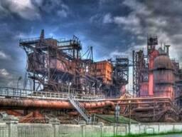 Помогу с реализацией завода на оборудование и металлолом,