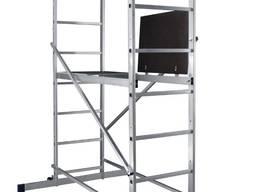 Помост малярный, алюминиевый , Лестница-помост универсальная