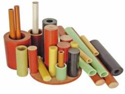 Порезка и изготовление деталей из пластика.