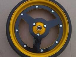 Порезка ( модернизация) колес сеялки Червона зірка VEGA