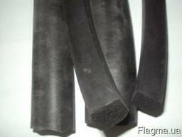 Пористый резиновый шнур