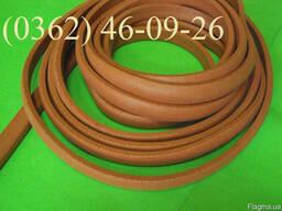 Пористый силиконовый шнур, профиль