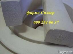 Пористые профили из силиконовых резин