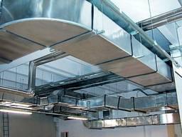 Пороект изготовление монтаж вентиляционной системы