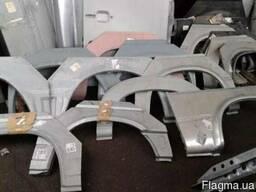 Пороги арки на Opel Кадет Вектро Омега Астра