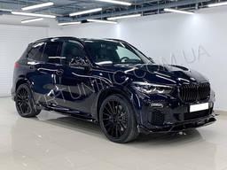 Пороги BMW X5 G05 2020 2019