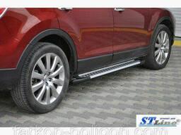 Пороги площадки для Mazda CX-9