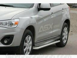 Пороги площадки для Mitsubishi ASX с 2010 г.