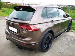 Спойлер Volkswagen Tiguan 2020