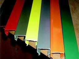 Порошковая покраска торгового оборудования