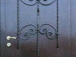 Порошковая (Полимерная) покраска бронедверей, сейфов и т. п
