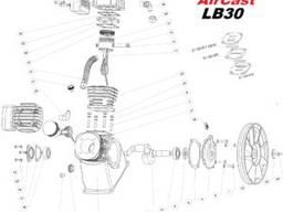 Коленвал компрессора LB30