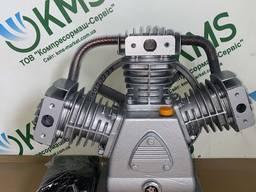 Блок голова поршневого компрессора LB-30, LB-40, LB-50, LB-75, LT-100, ПКС, ремеза remeza