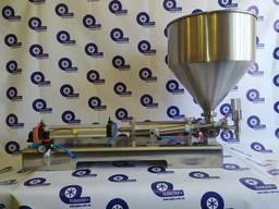 Поршневой дозатор GTD 1000 (100 мл. - 1000 мл. ) бункер 30 л.