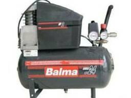 Поршневой компрессор безмаслянный 230 л/мин балма balma