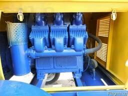 Поршневой компрессор бу ПКС-5,25 передвижной