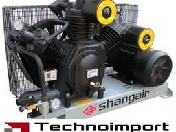Поршневой компрессор высокого давления, 30 атм, 1, 2 м3/мин