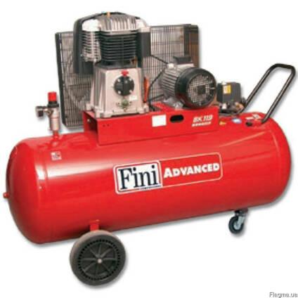 Поршневые компрессора Fini BK-119-300-7.5 AP