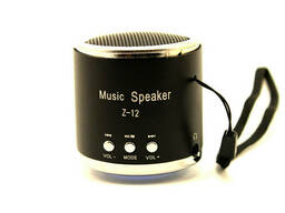 Портативная акустика music speaker Z-12