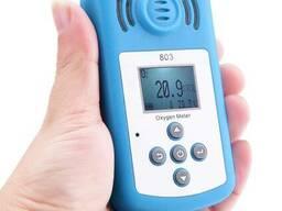 Портативный оксиметр ( кислородомер ) KXL 803 (O2: 0 - 25%)