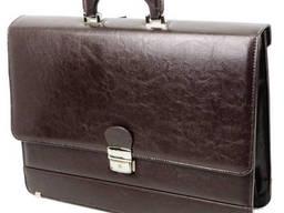 Портфель мужской для документов из эко кожи JPB Vega. ..