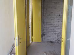 Портивопожарные двери, ворота, люки