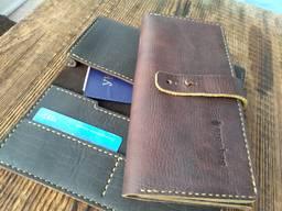Портмоне органайзер для купюр, телефона, паспорта