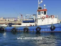 Портовый плавучий кран, строительство портовых причальных стенок,