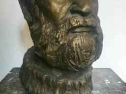 Портрет на заказ (бюст, фигура, барельеф). Скульптура