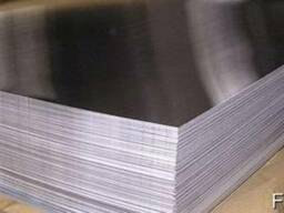 Нержавеющий антикорозионный лист 1, 2х1500х3000 (техн. /пищев)