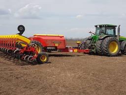 Услуги посева культивации уборки урожая