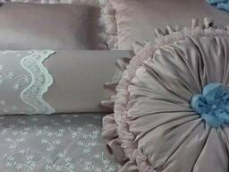 Пошив декоративных подушек