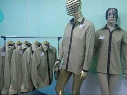 Корпоративная одежда, рубашки, униформа и спецодежда