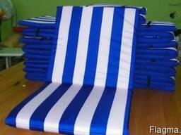Пошив матрасов на лежаки, шезлонги и кресла - фото 4
