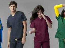 Пошив медицинской одежды под заказ оптом