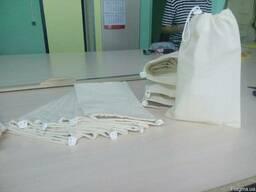 Пошив подарочных мешочков