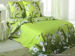 Пошив постельного белья, Комплект Подснежники