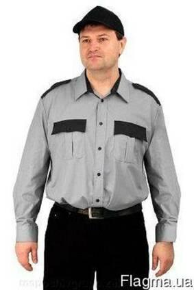 Пошив рубашек для полиции, охраны и военных (м/ж)