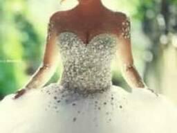 """Пошив свадебных платьев. Модель """"Донна Лючия"""""""