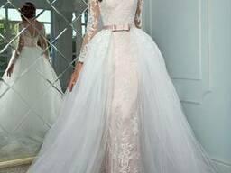 """Пошив свадебных платьев. Модель """"Шампань"""""""